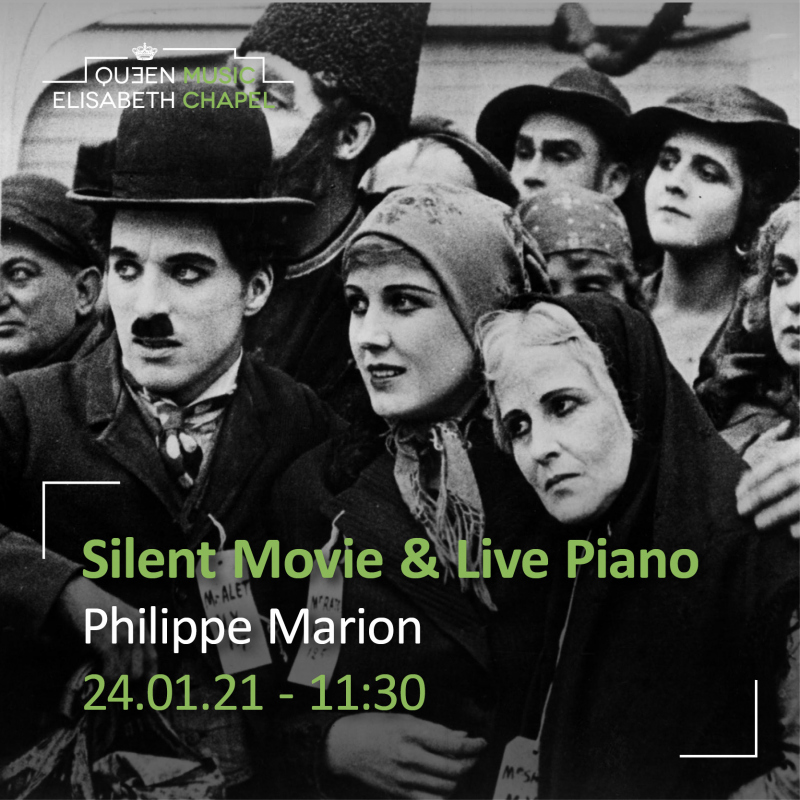 Silent Movie – Philippe Marion – Chaplin's short movies