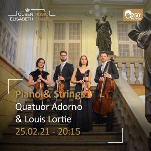 Beethoven, Brahms & Fauré