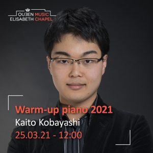 Warm-up Piano 2021 – K. Kobayashi