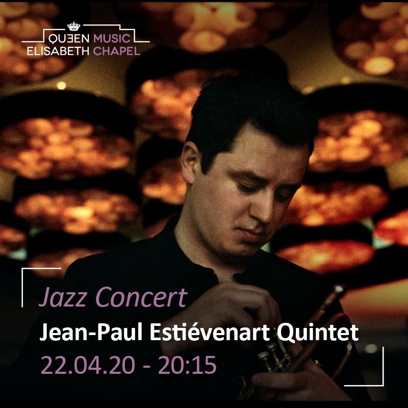 Jazz Concert – Jean-Paul Estiévenart Quintet