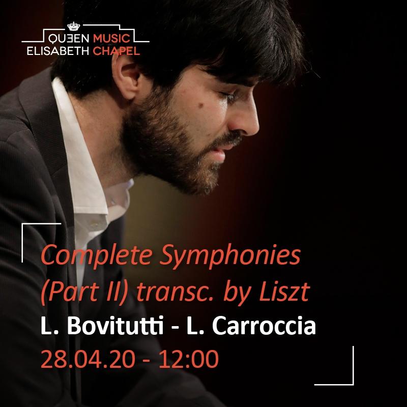 Liszt Beethoven's Symphonies transcription – Part II