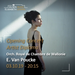 Opening Concert – Artist Diploma – Ella Van Poucke