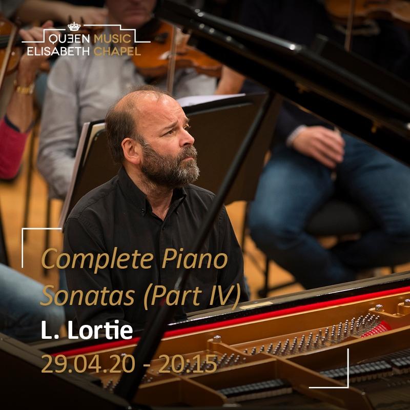 Canceled- Beethoven's Piano Sonatas – Part IV