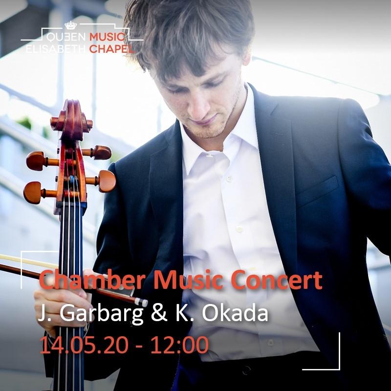 Chamber Music Concert – J. Garbarg & K. Okada