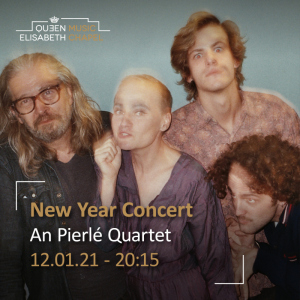New Year Concert – An Pierlé Quartet