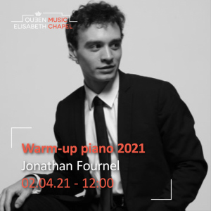 Warm-up Piano 2021 – J. Fournel