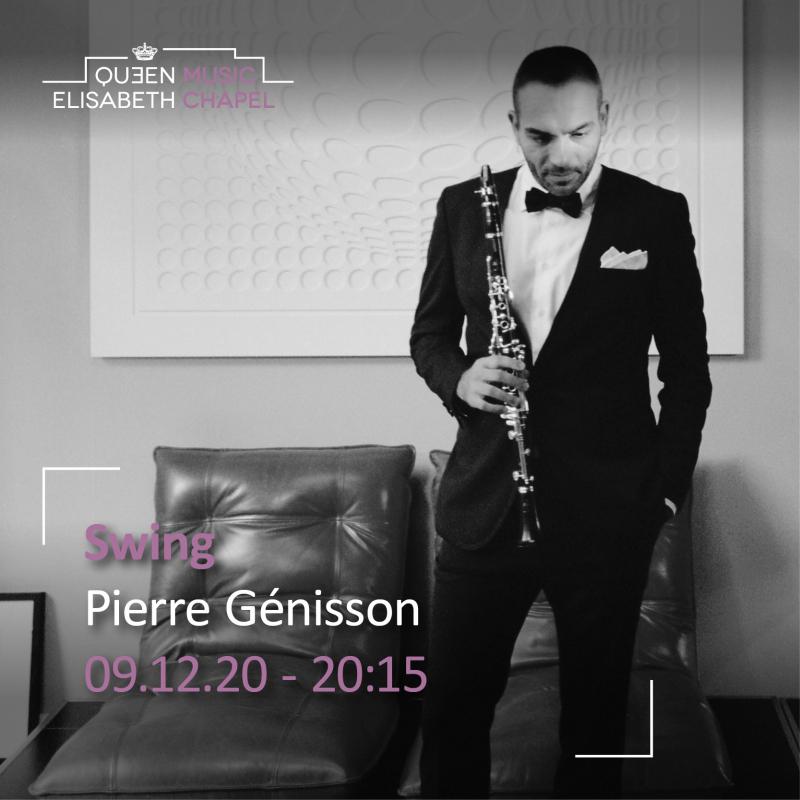 Swing: A Benny Goodman story – Pierre Génisson & band