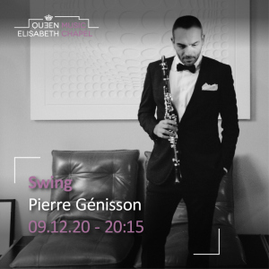 Swing: A Benny Goodman story – Pierre Génisson & band
