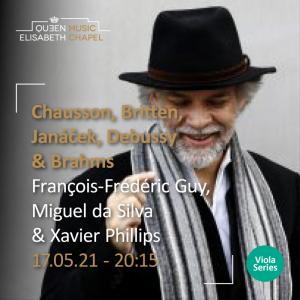 Chausson, Britten, Janacek, Debussy & Brahms