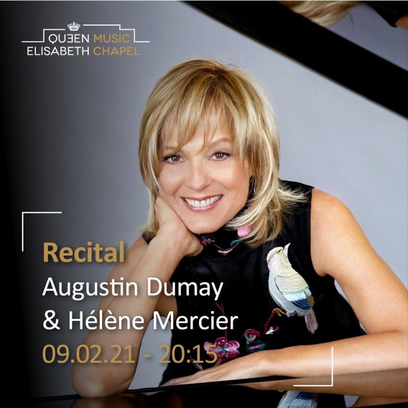 A. Dumay & H. Mercier – Schumann, Brahms, Franck