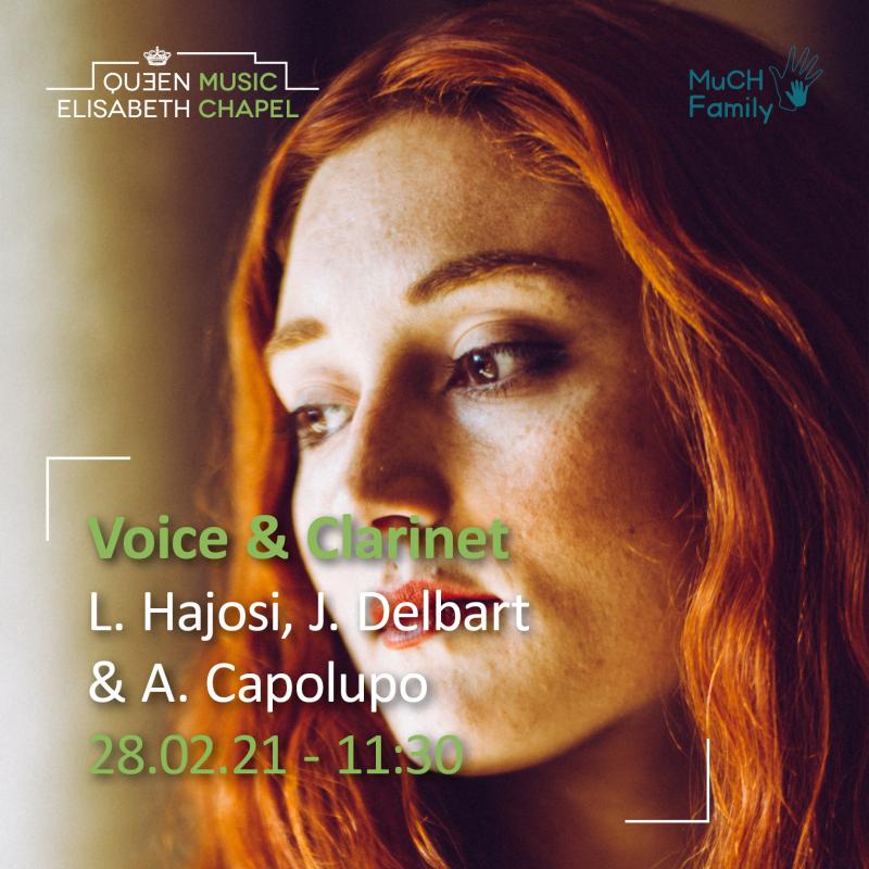 Voice & clarinet