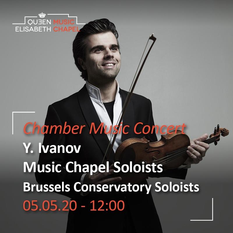 Canceled- Chamber Music Concert – Yossif Ivanov