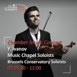 Chamber Music Concert – Yossif Ivanov