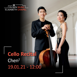 Cello Recital – B. Cheng