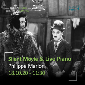 Silent Movie – Philippe Marion – Chaplin's Gold Rush