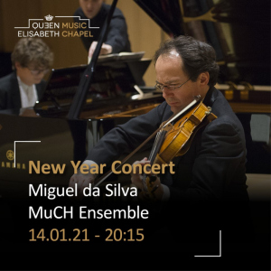 New Year concert – Bruckner, Tchaikovsky & Shostakovitch