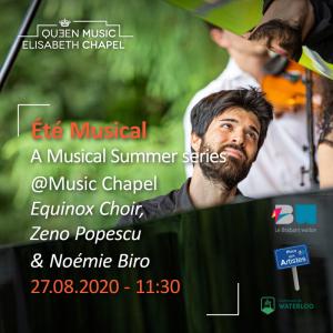 Eté musical – Equinox