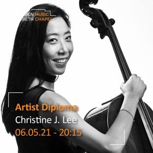 Artist Diploma – Christine J. Lee