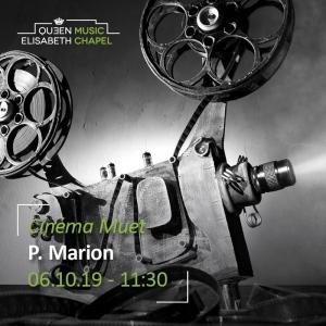 Cinéma muet – Philippe Marion