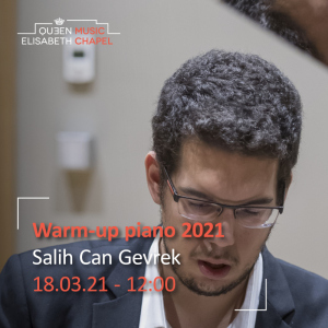 Warm-up Piano 2021 – S. Can Gevrek