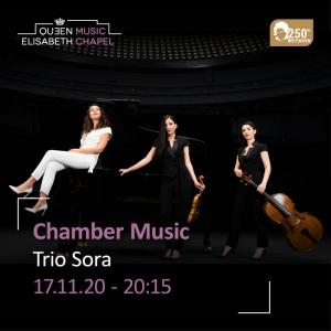 Beethoven Complete Trios I – Trio Sora