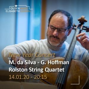 New Year Concert – Rolston Quartet, G. Hoffman, M. da Silva