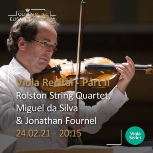 Brahms & the viola – Part II