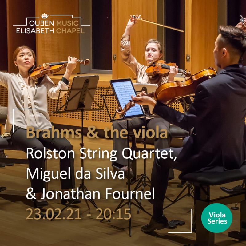 Brahms & the viola – Part I