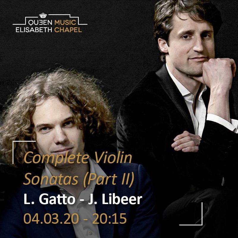 Beethoven Violin Sonatas – Part II