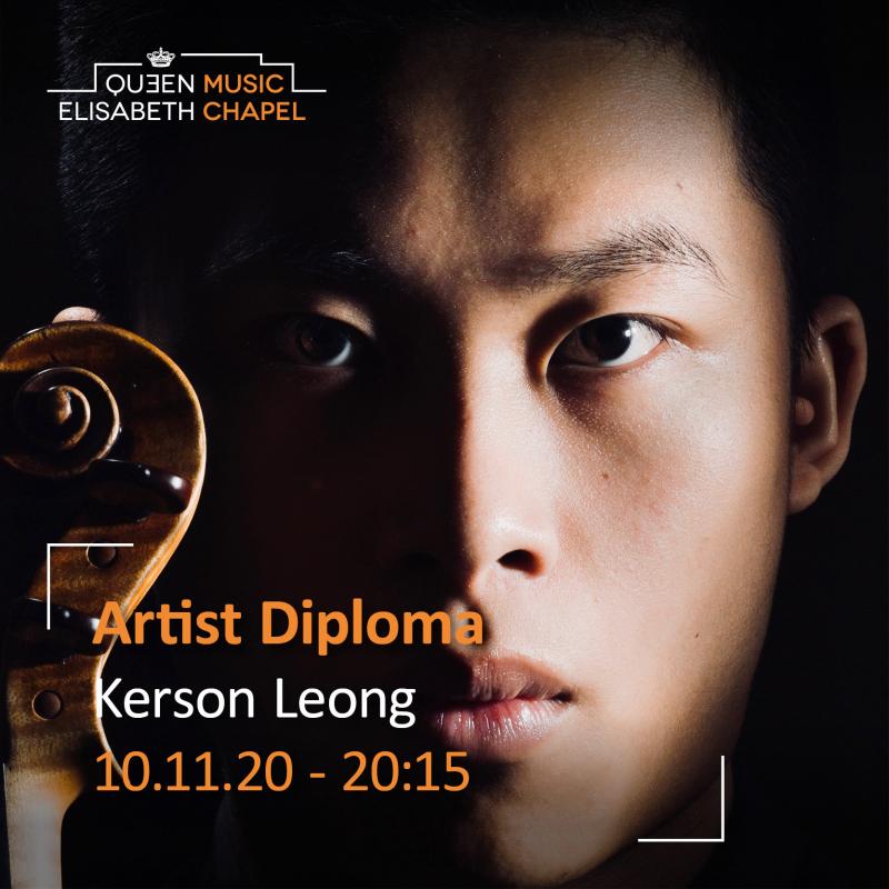 Artist Diploma – Kerson Leong