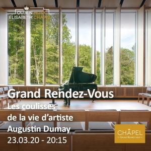 Grand Rendez-Vous – Les coulisses de la vie d'artiste