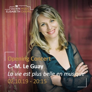 Opening Concert – Claire-Marie Le Guay