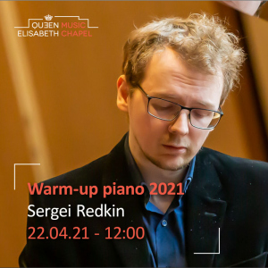 Warm-up Piano 2021 – S. Redkin