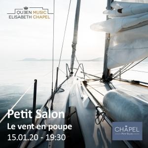Petit Salon – Le vent en poupe
