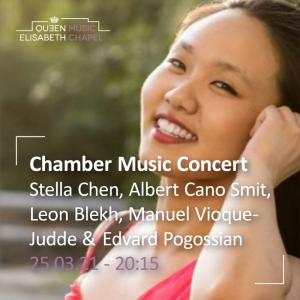 Chamber Music Recital – Mozart, Schubert & Brahms