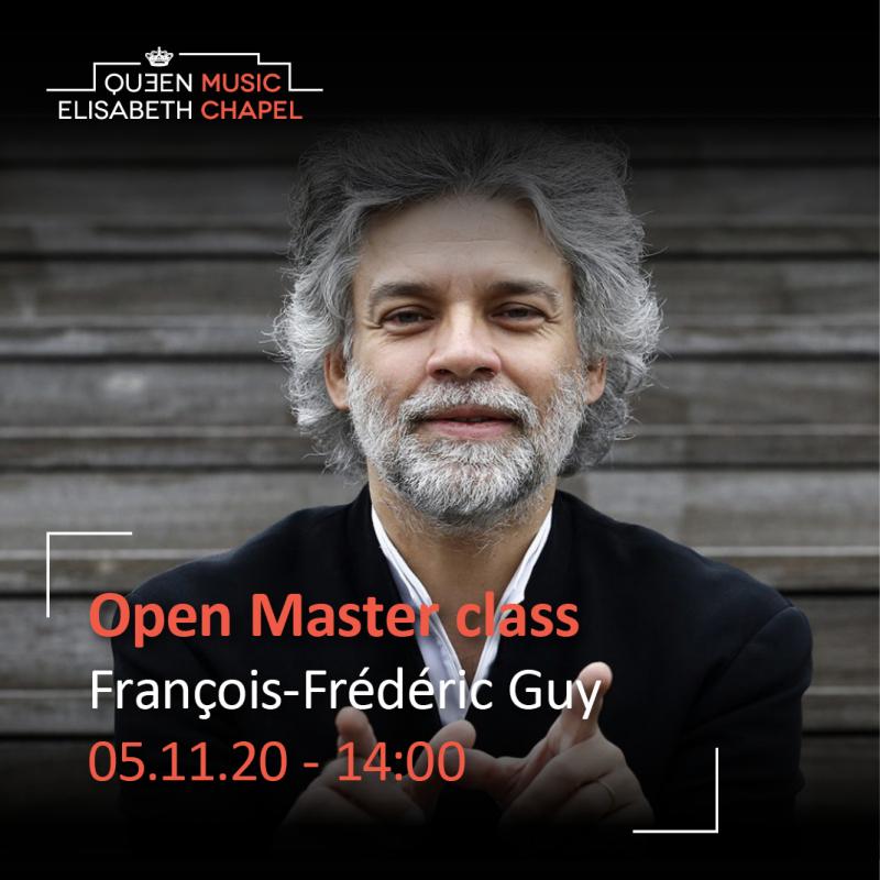 Open Masterclass – F. F. Guy : piano