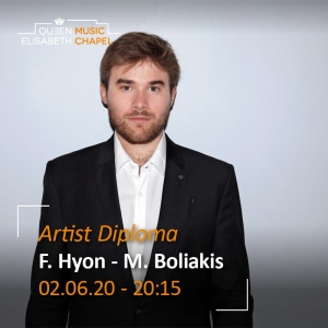 Cancelled – Artist Diploma – Fabien Hyon