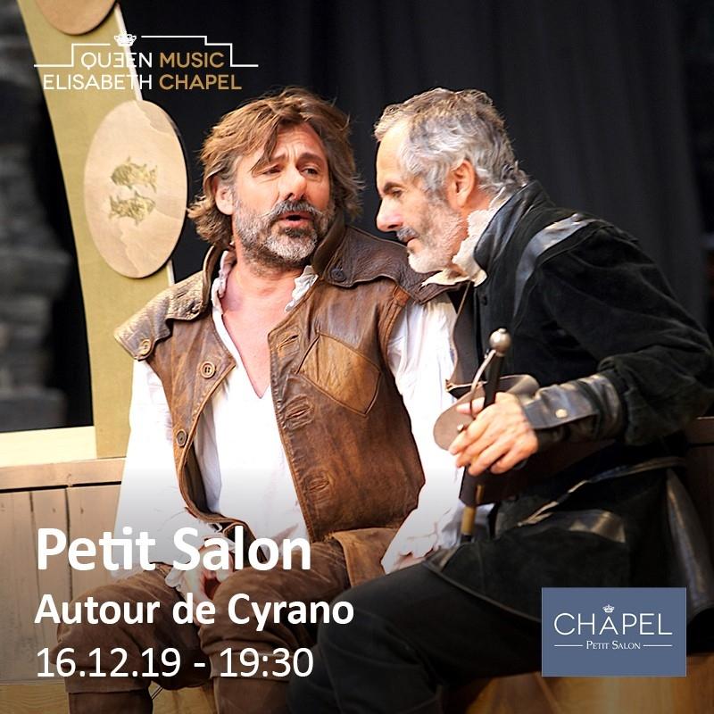 Petit Salon – Autour de Cyrano