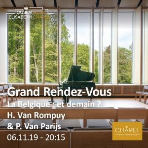 Grand Rendez-Vous – La Belgique: Et demain?