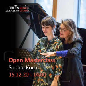 Open Masterclass: voice – S. Koch