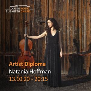 Artist Diploma – Natania Hoffman – 100% Hoffman