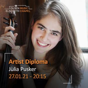 Artist Diploma – Julia Pusker