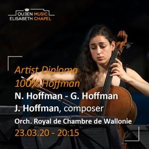 Artist Diploma – 100% Hoffman