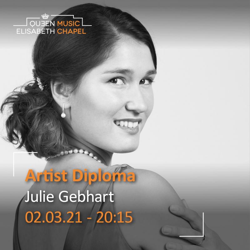 Artist Diploma – Julie Gebhart