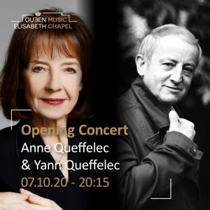 Opening Concert – Musique en mer – Anne Queffelec & Yann Queffelec