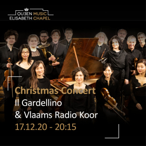Christmas Concert – Il Gardellino, Vlaams Radio Koor