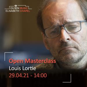 Open Masterclass : piano – L. Lortie