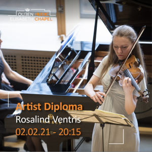 Artist Diploma – Rosalind Ventris