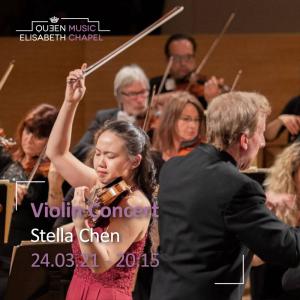 Beethoven, Ysaÿe, Bartok, & Strauss – S. Chen